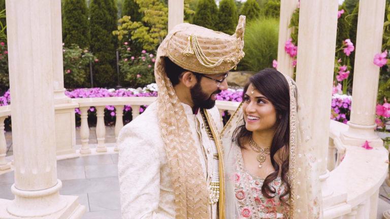 Marigold Somerset NJ Hindu Wedding | Shaili & Rahul | Feature Film