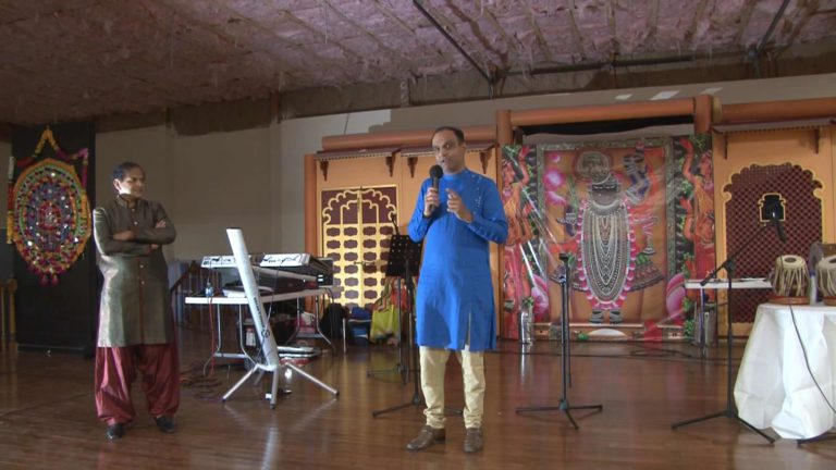 Vraj Temple Schuylkill Haven Pa Anniversary | Saroj & Krishnakant | Sandeep
