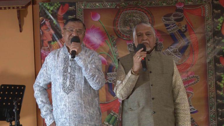 Vraj Temple Schuylkill Haven Pa Anniversary | Saroj & Krishnakant | Dadaji Bhajan