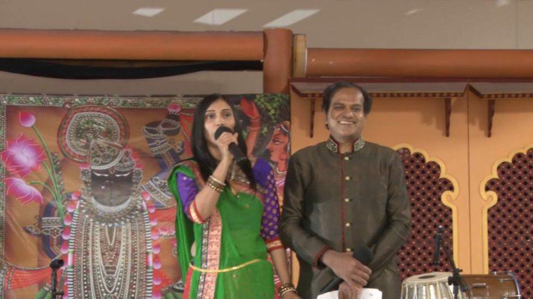 Vraj Temple Schuylkill Haven Pa Anniversary | Saroj & Krishnakant | Meena & Husband