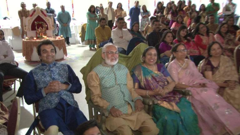 Vraj Temple Schuylkill Haven Pa Anniversary | Saroj & Krishnakant | Children Speech and Drama