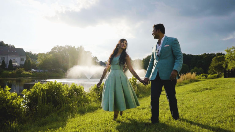 Hilton Richmond Hotel & Spa Short Pump VA Hindu Wedding | Gina & Dharav | One