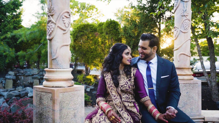 The Imperia Somerset NJ Sikh Wedding | Navjot & David | Feature Film