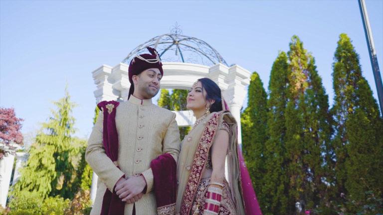 The Merion Cinnaminson NJ Hindu Wedding | Khushboo & Ruben | Teaser Film