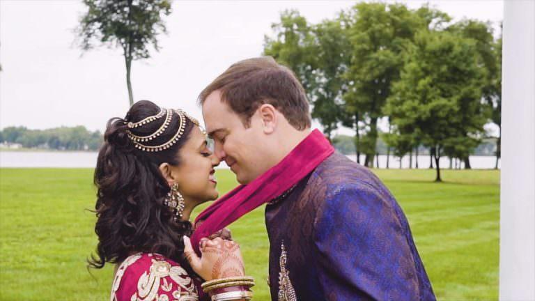 Pen Ryn Estate Bensalem PA Fusion Wedding | Aditi & Peter | Feature Film