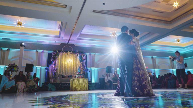 Hilton Richmond Hotel & Spa Short Pump VA Hindu Wedding | Gina & Dharav | Venue Promo First Dance