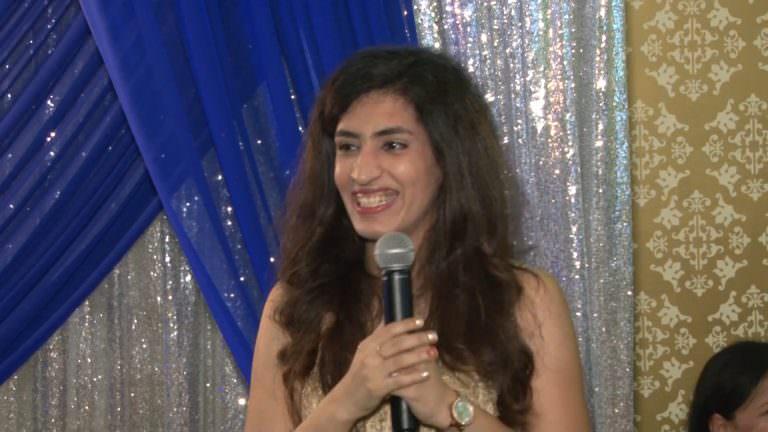 Spice Rack Indian Fusion Restaurant-Bar-Banquet Franklin Park NJ Anniversary | Neeru & Parveen | Daughter's Speech