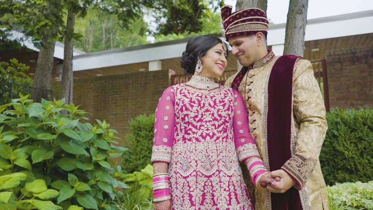 Hilton Westchester Rye Brook NY Sindhi Wedding | Neetu & Paresh | Feature Film