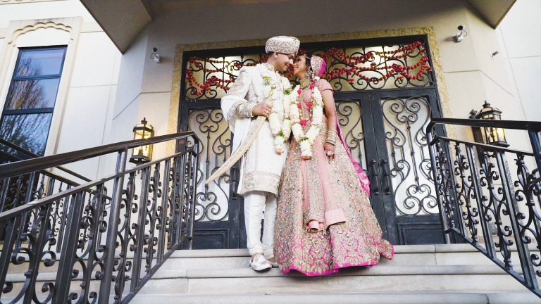 Hindu Samaj Temple Of Mahwah Mahwah NJ Hindu Wedding | Shanon & Kumar | Feature Film
