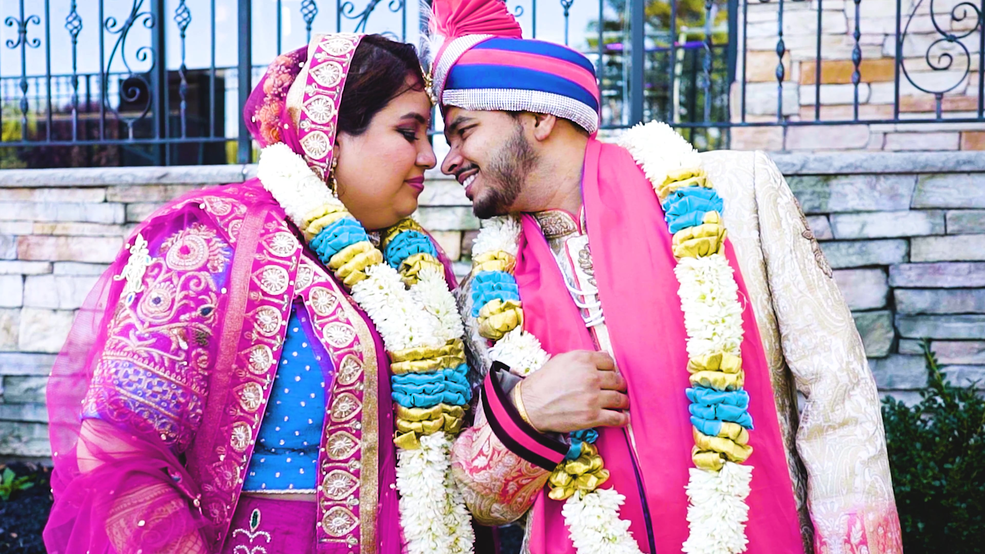 Deewan Banquet Piscataway NJ Hindu Wedding | Galia & Kaushal | Feature Film