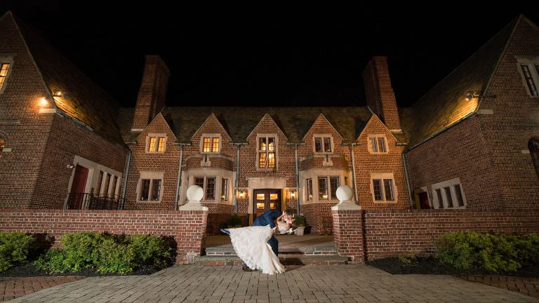 Moorestown Community House Moorestown Wedding | Christine & David | Photo Story