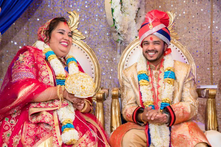 Deewan Banquet Piscataway NJ Hindu Wedding | Galia & Kaushal | Photo Story