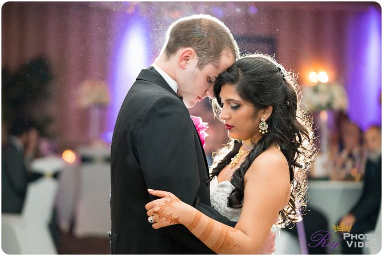 DoubleTree Hilton Eatontown Wedding | Ananya & Bryan | Photo Story