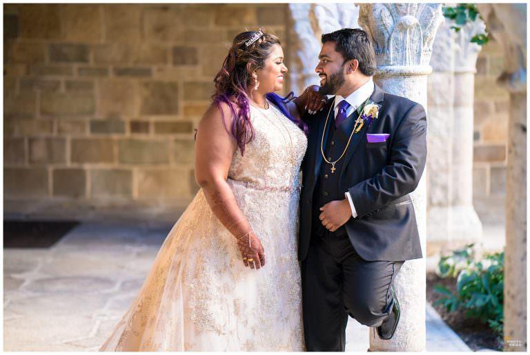 St Albert the Great Church Huntingdon Valley PA Syrian Orthodox Wedding | Sona & Boby | Photo Story