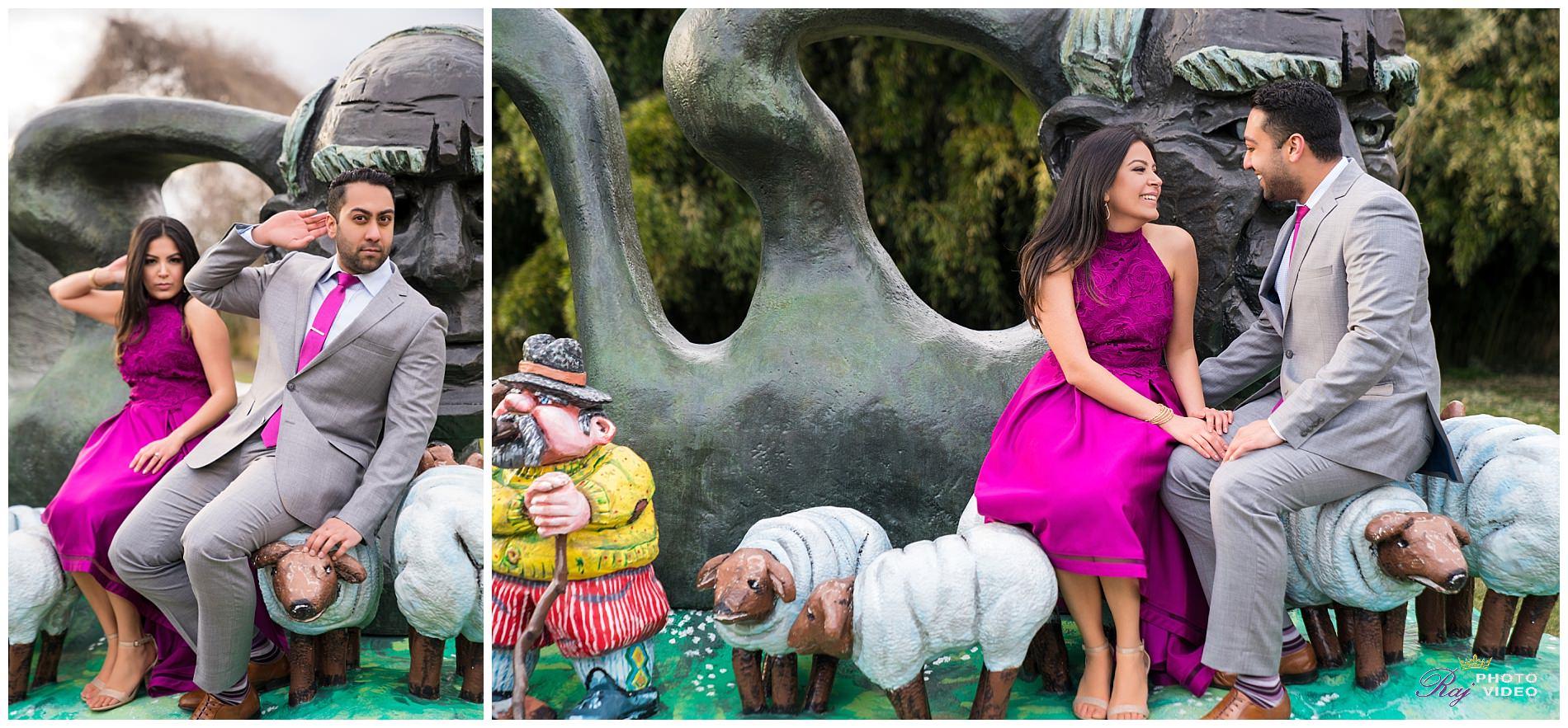 Grounds-for-Sculpture-Hamilton-NJ-Engagement-Shoot-Khushboo-Ruben-00015.jpg