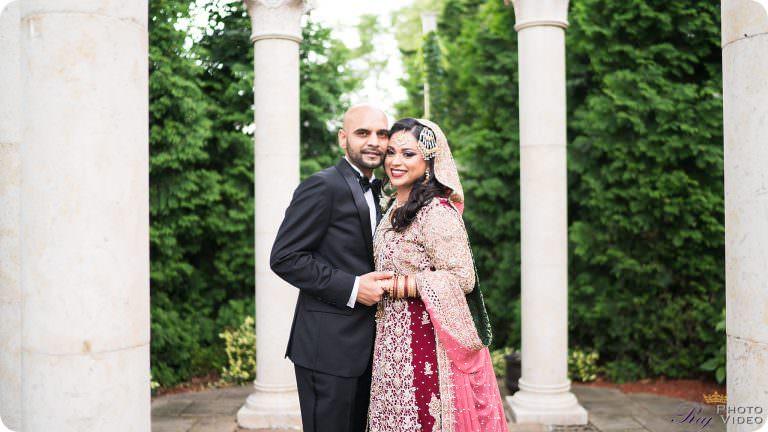 Castle Roselle Park Wedding | Hina & Naveed | Photo Story