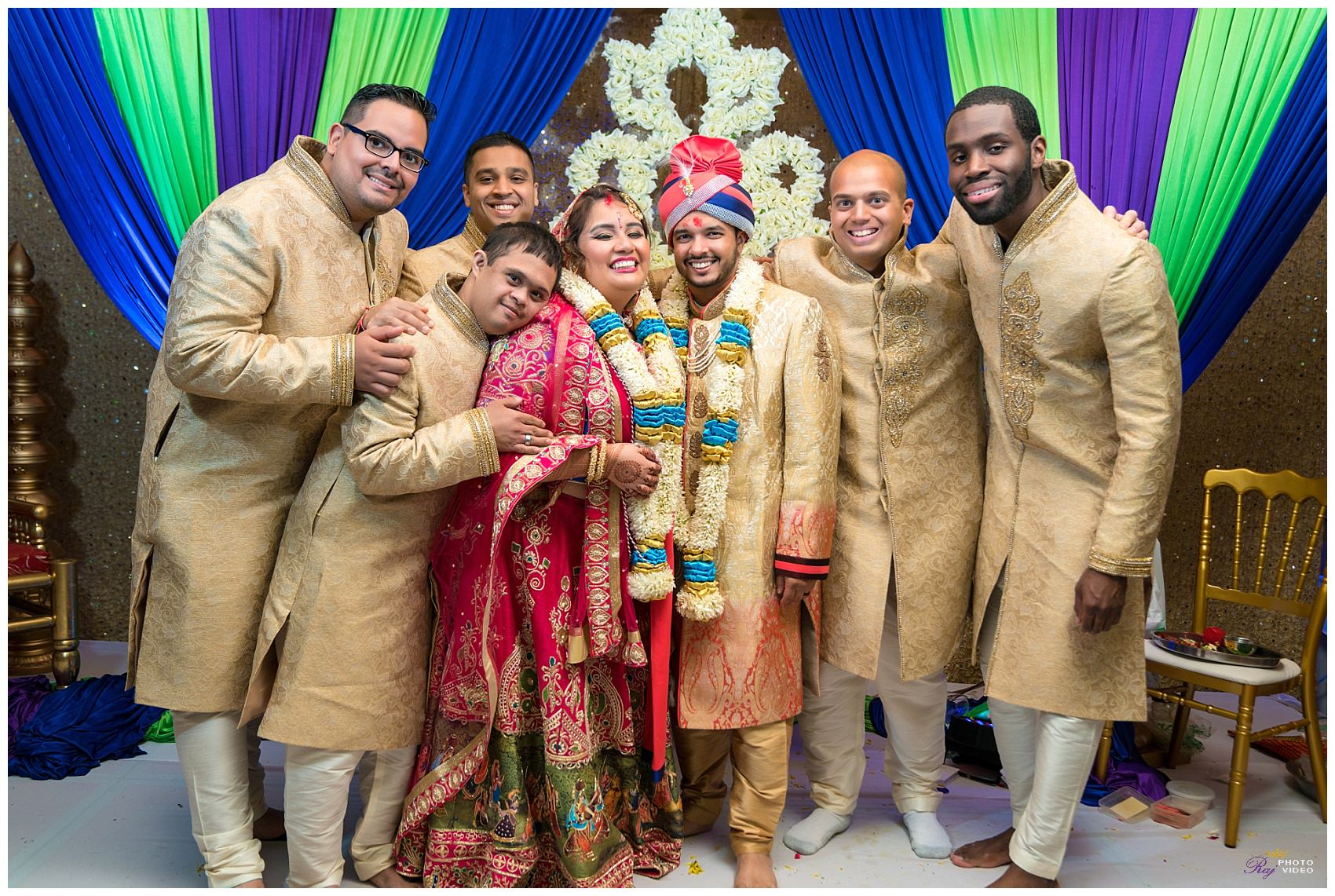 Deewan Banquet Piscataway Nj Hindu Wedding Galia Kaushal