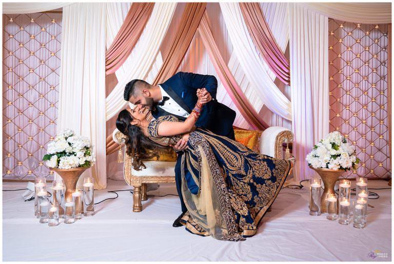 Marigold Somerset NJ Hindu Wedding | Roma & Ashish | Photo Story