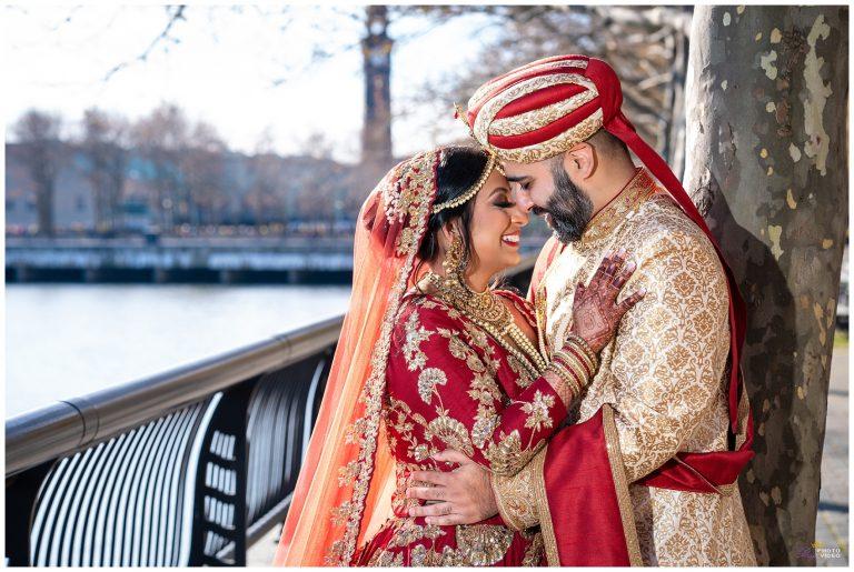 W Hoboken NJ Hindu Wedding | Riya & Lakhvir | Photo Story