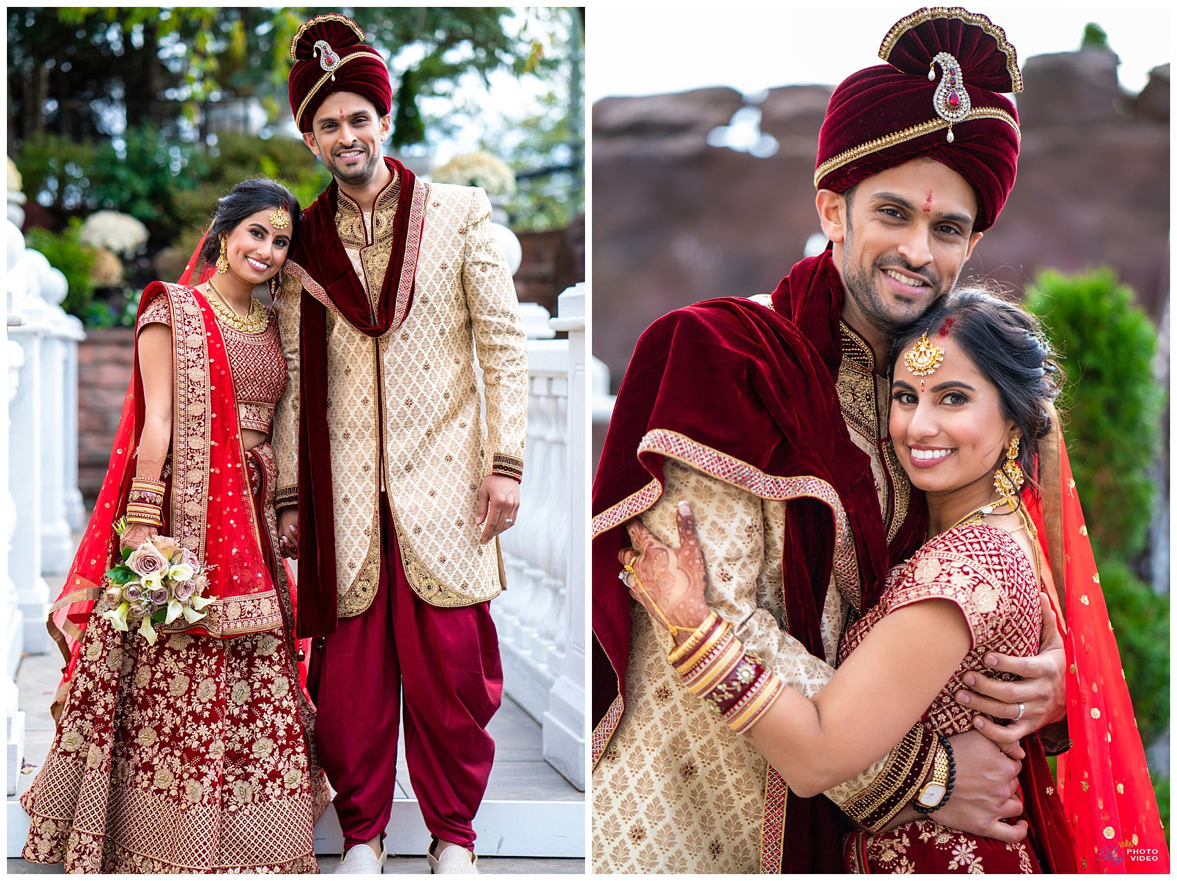Luciens Manor Berlin Nj Hindu Wedding Sonia Avinash