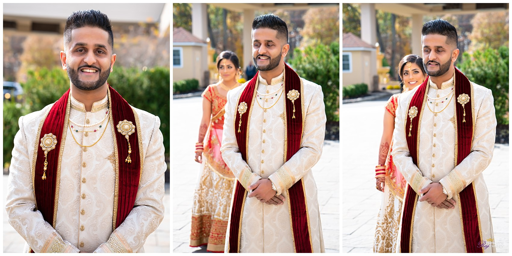 Marigold Somerset Nj Hindu Wedding Roma Ashish