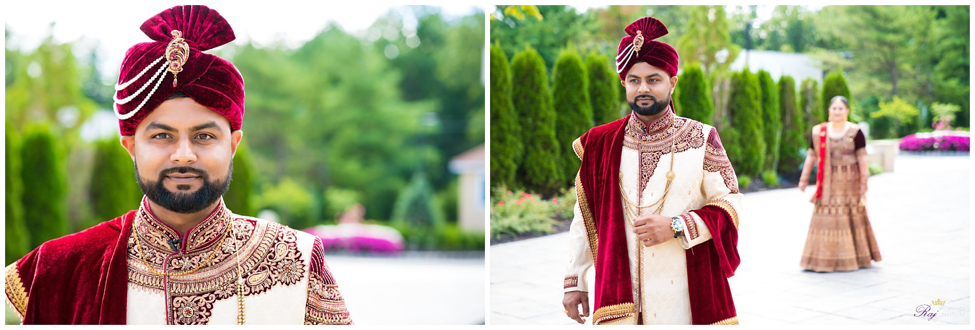 Marigold Somerset Nj Hindu Wedding Zalak Parag