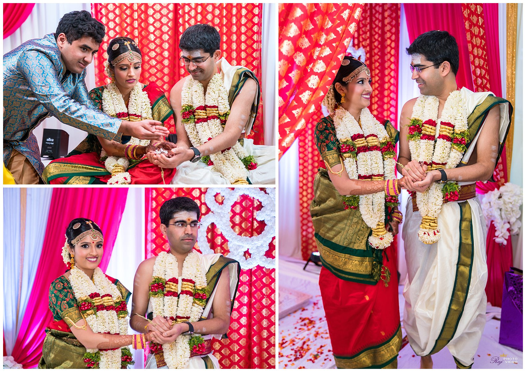 Martinsville Gardens Martinsville Nj South Indian Wedding Priyanka Venkatesh