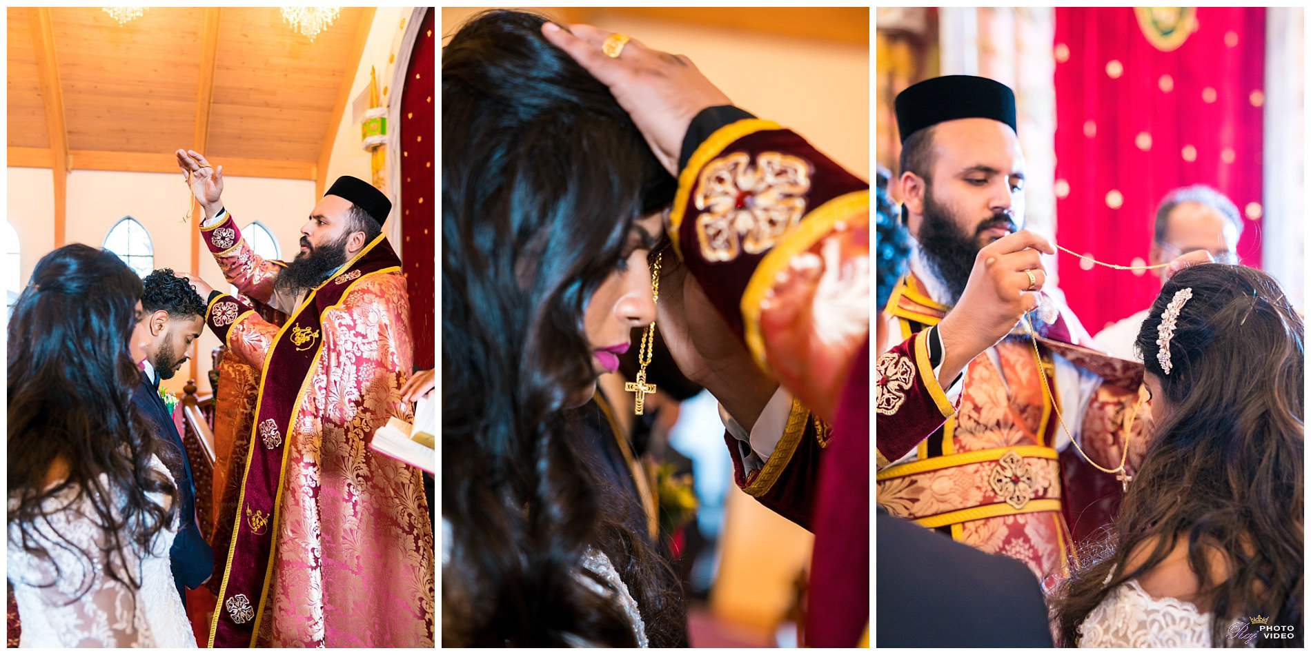 Royal Alberts Palace Fords Nj Greek Orthodox Wedding Sibyl Jithin