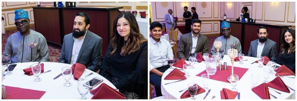 Spice Rack Indian Fusion Restaurant Bar Banquet Franklin Park Nj Engagement Richa Krish