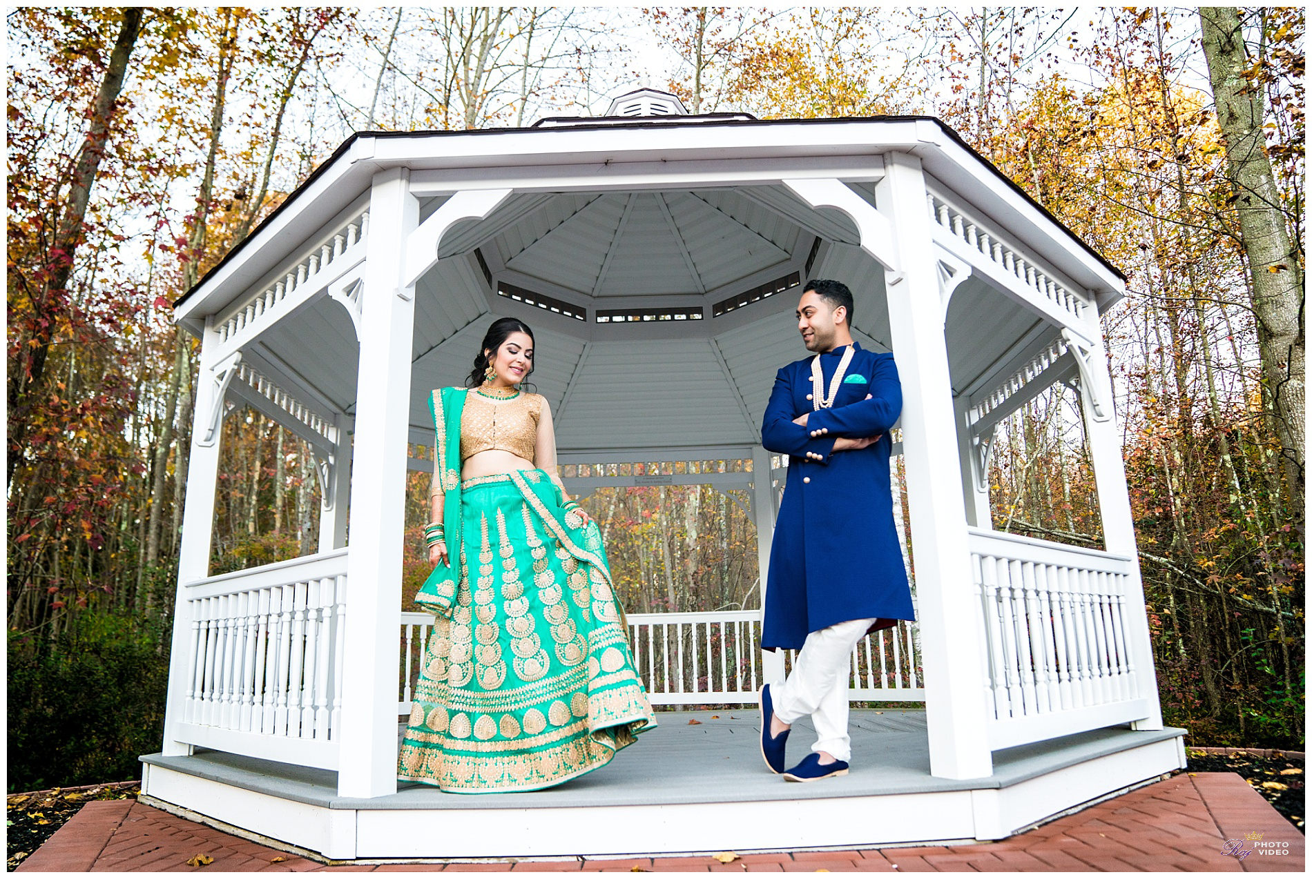 The Merion Cinnaminson Nj Hindu Wedding Khushboo Ruben