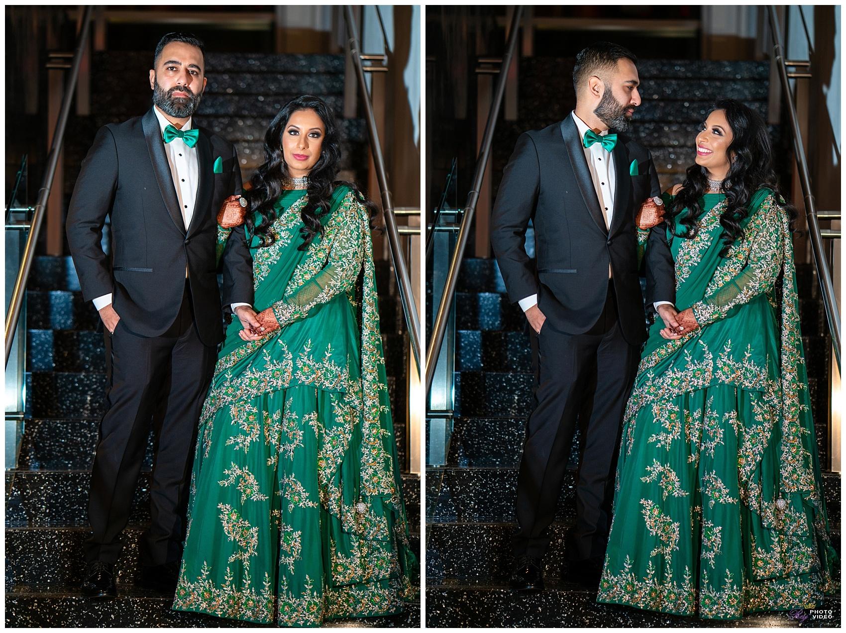 W Hoboken Nj Hindu Wedding Riya Lakhvir